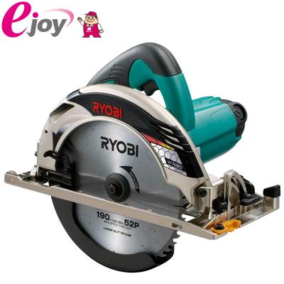 リョービ(RYOBI) 電子丸ノコ W-760ED 送料無料 (電動マルノコ 丸のこ 丸ノコ 切断機 電動工具) DIY