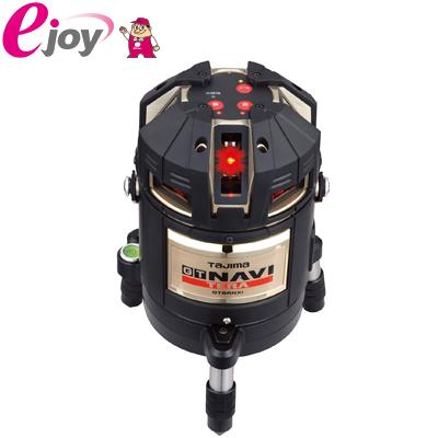 タジマ レーザー墨出し器 GT8R-NXi (レーザー 測定器具) 送料無料 お取り寄せ商品