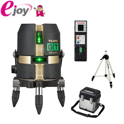 タジマ レーザー墨出し器 GT4G-I ジュコウキ三脚セット (レーザー 測定器具) 送料無料 お取り寄せ商品