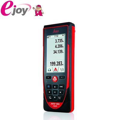 レーザー距離計 ライカディストD810 タッチ パッケージ 【タジマ】 (レーザー距離計 測定器具) 送料無料 お取り寄せ商品