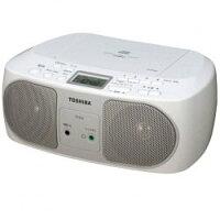 TOSHIBA(東芝) CDラジオ TY-C15(S) 【シルバー】