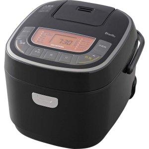 アイリスオーヤマ 米屋の旨み 銘柄炊き ジャー炊飯器 5.5合 RC-MC50-B