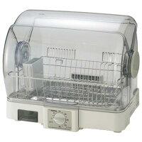 予約販売品 小さくてもたっぷり入る 象印 食器乾燥器 スピード対応 全国送料無料 EY-JF50-HA グレー