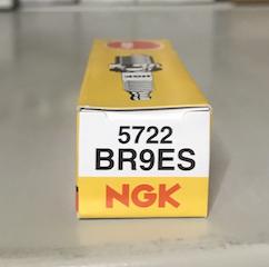 正規品のNGKプラグです NGK スパークプラグ 5722 高額売筋 業界No.1 BR9ES