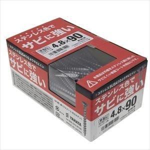 値引き 柔かい木材に適しています 新色 八幡ネジ ゼロステンコーススレッド箱 4.8X90