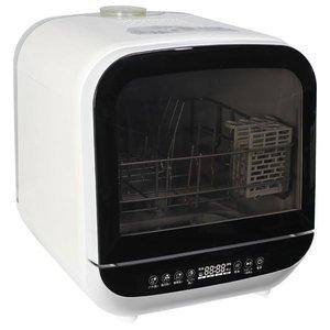工事設置不要 置くだけ 簡単設置SKジャパン 食器洗い乾燥機 Jaime ジェイム ホワイト SDW-J5L(W) [SDWJ5LW]