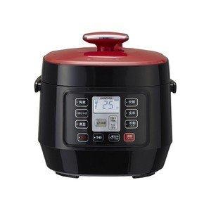 12時入金確認で当日出荷 電気圧力鍋 コイズミ レシピツキ 簡単調理 圧力鍋 電気圧力鍋 小泉 KOIZUMI KSC3501R レッド マイコン電気圧力鍋