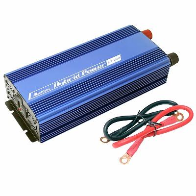 お買い得 Meltec 12V車用 インバーター USB&コンセント SIV-1500