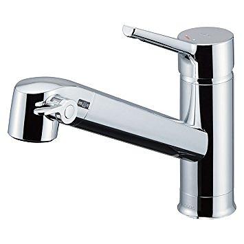 LIXIL(リクシル)INAX 浄水器内蔵ワンホールシングルレバー混合水栓 RJF-871Y