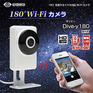 ダイトクWi-Fiカメラダイビー180 GS180-IR