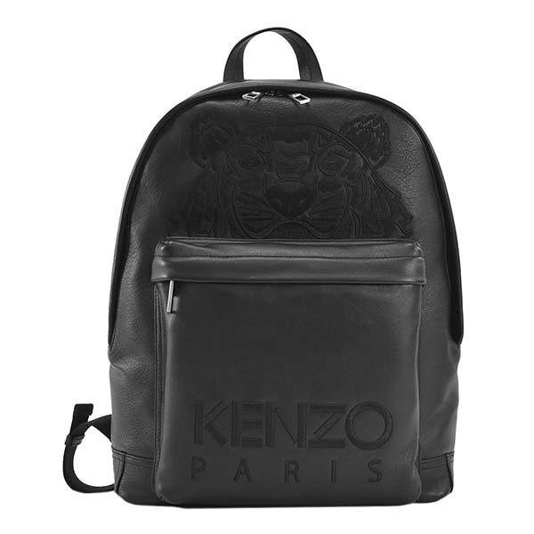 20代 30代 40代 50代 男性 ケンゾー KENZO ●日本正規品● バッグ メンズ バックパック ブランド 黒 超激安 リュックサック FA65SF300L49 ブラック