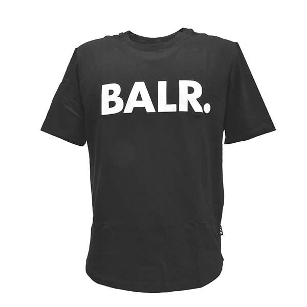 20代 全商品オープニング価格 新商品 新型 30代 40代 50代 男性 おしゃれ かっこいい ボーラー BALR 黒 メンズ XS ブラック Tシャツ クルーネック 半袖Tシャツ ブランド B10001
