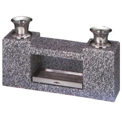 墓前セット (香炉皿タイプ)