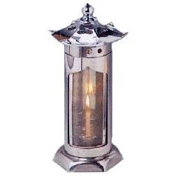 国内正規品 限定価格セール ステンレス墓前灯籠