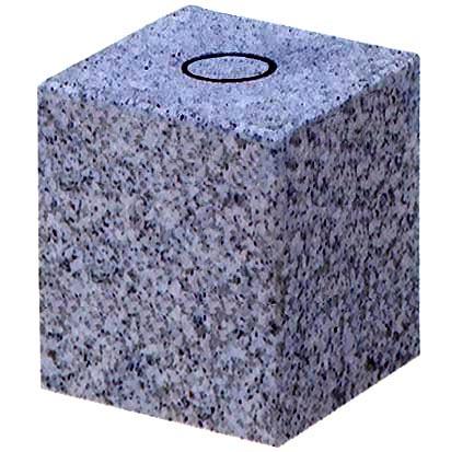 手桶収納棚(36mm柱)用 高級台石 【代金引換・後払い決済不可】