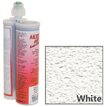 アケミ アンチスリップミックス 白 400mlAKEMI AKEPOX 4050 Anti-Slip Mix (簡単施工の高耐久滑り止め)