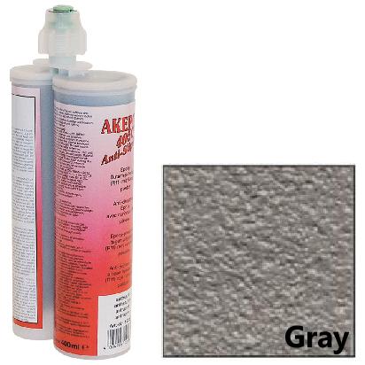 アケミ アンチスリップミックス グレー 400mlAKEMI AKEPOX 4050 Anti-Slip Mix (簡単施工の高耐久滑り止め)