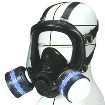 シゲマツ 救助隊用ろ過式呼吸用保護具(CFASDM001) RM165-M60 【代金引換・後払い決済不可】