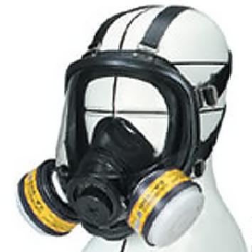 シゲマツ 救助隊用ろ過式呼吸用保護具(CFASDM001) RM165-V60 【代金引換・後払い決済不可】