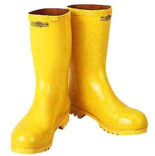 シゲマツ 化学防護長靴 RS-2 24.0cm~27.0cm 【代金引換・後払い決済不可】