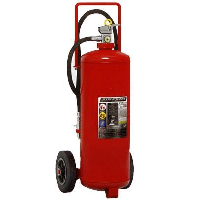 モリタ宮田工業蓄圧式粉末ABC消火器(業務用)ハイパークイーン EF50【リサイクルシール代込】