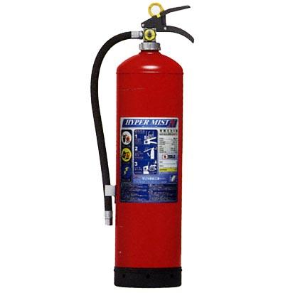 モリタ宮田工業強化液(中性)消火器(業務用)ハイパーミストN NF6【リサイクルシール代込】