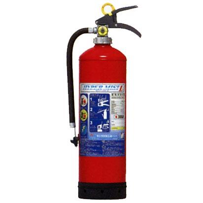 モリタ宮田工業強化液消火器(業務用)ハイパーミストL LF3【リサイクルシール代込】