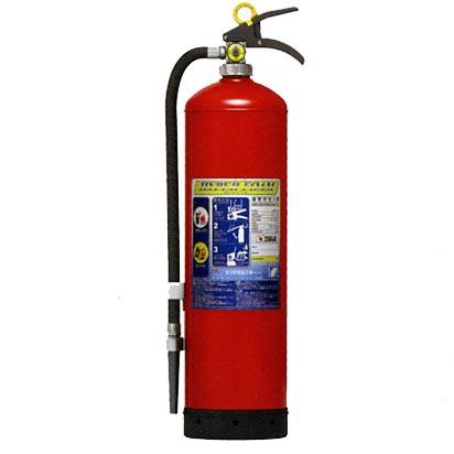 モリタ宮田工業機械泡(水成膜)消火器(業務用)ハイパーフォーム FF6【リサイクルシール代込】