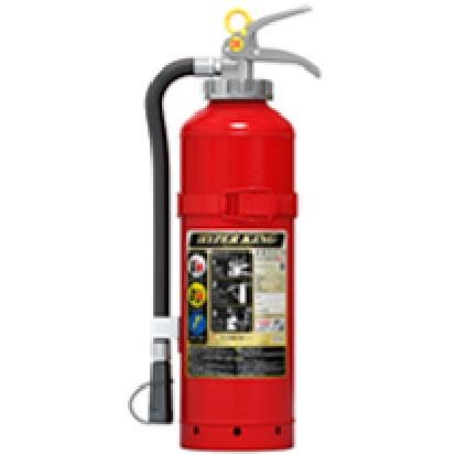 モリタ宮田工業加圧式粉末自動車用消火器(業務用)AFC20C(自動車用ブラケット付)【リサイクルシール代込】