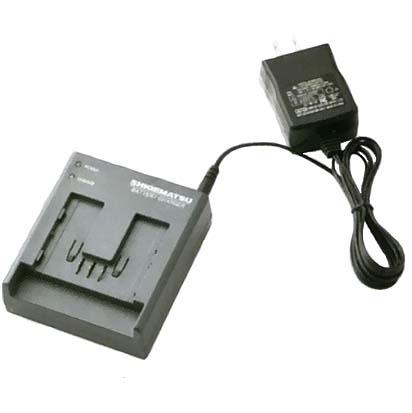 シゲマツ 電動ファン付呼吸用保護具呼吸連動形PAPRシンクロ用充電器CH-L2HAA (04170) 【代金引換・後払い決済不可】