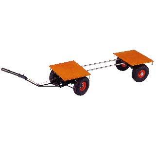 石材運搬車 伸縮小型馬力車S型(ノーパンクタイヤ)【表示送料は北海道・沖縄・離島を除く】【代金引換・後払い決済不可】