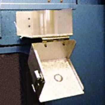 サンドブラスト作業用 椎谷フィルム専用ケース 80mm幅用 【代金引換・後払い決済不可】