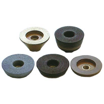 三和研磨 ダイヤラウンド 直径75mm メタルダイヤ #400