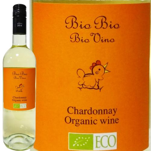 イタリアワイン 敬老の日 おすすめ ビオワイン ビオ シャルドネ ヴィンテージは順次変わります 白ワイン ビオロジック イタリア 750ML オーガニック ギフト 通信販売 自然派 新作からSALEアイテム等お得な商品満載 ヴィネト