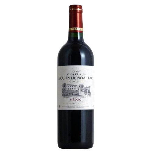 格上ボルドー クリュ ブルジョワ オールドヴィンテージ 敬老の日 おすすめ スーパーSALE 半額 シャトー ムーラン ノアイヤック メドック ボルドー 赤 ギフト フランス ワイン 赤ワイン 2006 無料サンプルOK 未使用品
