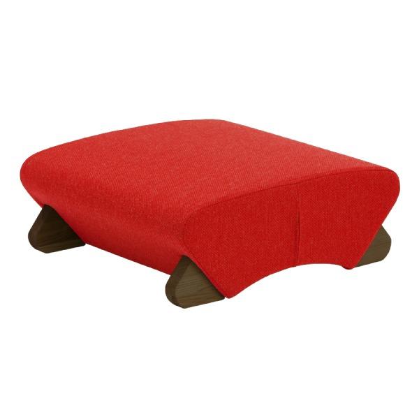 納得の機能 デザインフロアチェア 座椅子 ブランド買うならブランドオフ デザイン座椅子 脚:ダーク WAS-F 爆安プライス モナディー Mona.Dee 布:レッド