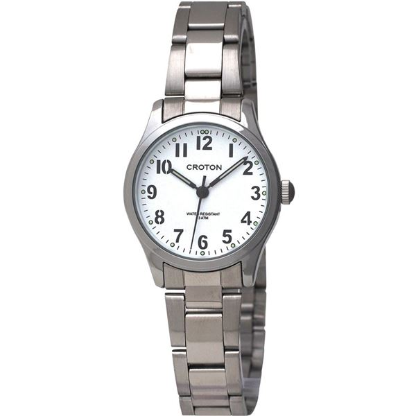 CROTON(クロトン) 腕時計 3針 日本製 RT-168L-C