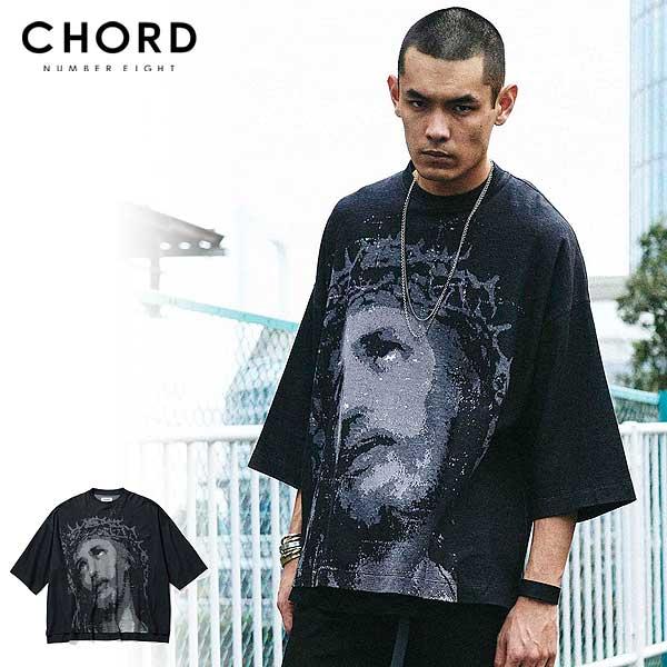 コードナンバーエイト CHORD NUMBER EIGHT CHRIST JACQUARD KNIT chordnumbereight ch01-02l1-kn03 レディース メンズ ニット 送料無料