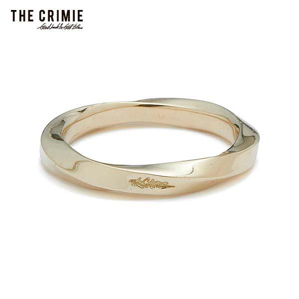 2019 秋冬 先行予約 10月~11入荷予定 クライミー CRIMIE ETERNITY 18K GOLD RING cra1-jw18-er01 レディース メンズ リング 送料無料 キャンセル不可