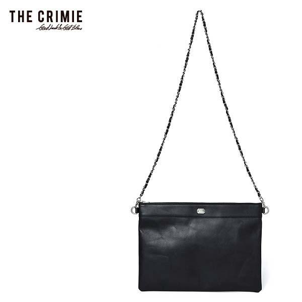 2019 秋冬 先行予約 9月~10月入荷予定 クライミー CRIMIE 2WAY CLUTCH BAG BIG cra2-wb01-bg03 レディース メンズ バッグ 送料無料 キャンセル不可
