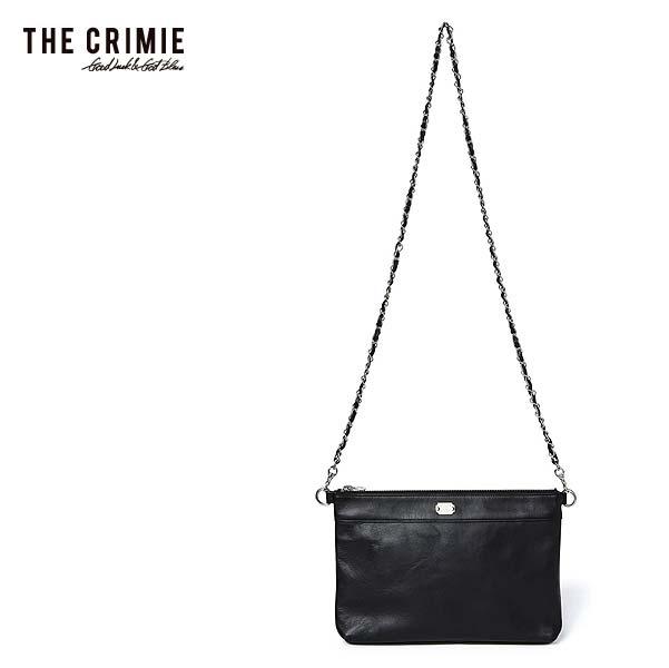 2019 秋冬 先行予約 9月~10月入荷予定 クライミー CRIMIE 2WAY CLUTCH BAG MIDDLE cra2-wb01-bg04 レディース メンズ バッグ 送料無料 キャンセル不可
