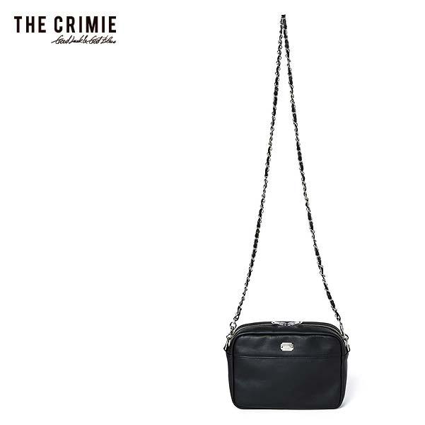 2019 秋冬 先行予約 9月~10月入荷予定 クライミー CRIMIE SHOULDER BAG cra2-wb01-bg05 レディース メンズ バッグ 送料無料 キャンセル不可