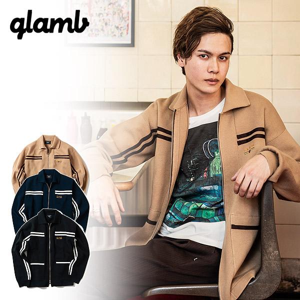 グラム glamb Roundel knit jersey gb0419-knt02 メンズ レディース ニット 送料無料 ストリート