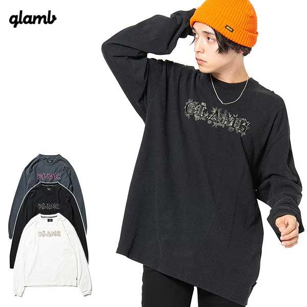 グラム glamb GB logo CS gb0120-cs04 メンズ レディース カットソー 送料無料