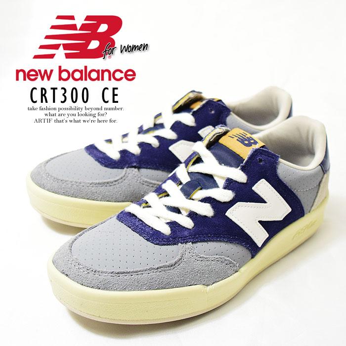 ニューバランス New Balance CRT300 CE【レディース ウィメンズ 靴 スニーカー シューズ】【正規品・正規取扱店】【送料無料】ストリート