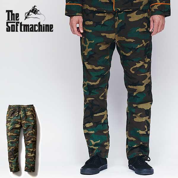 ソフトマシーン SOFTMACHINE FAR EAST PANTS(EASY PANTS) soft20ss-fept メンズ レディース パンツ 送料無料 ストリート