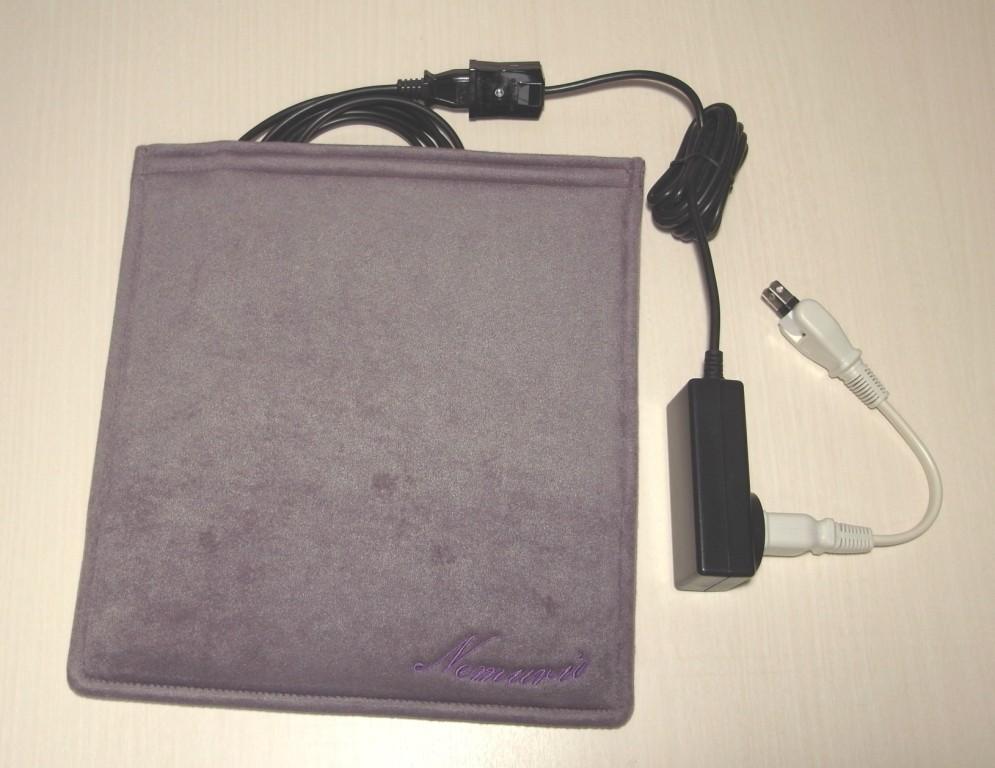 (電気温熱器具)  寝具 安眠パッド【ねむりえ】 電気式安眠器具 国産PSE商品