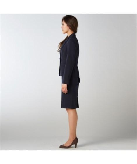 スカートスーツ 洗える定番スカートスーツ_50cm丈/55cm丈_5/7/9/11/13/15_ニッセン