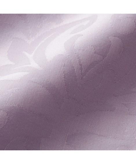 掛け布団カバー|フリル付綿混サテンダマスク柄掛カバー_クイーン_ニッセン_nissen