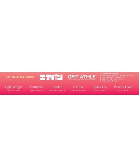 その他のスポーツ・フィットネスウェア エアパン_スリムカプリパンツ(G−FIT)_M〜LL__ニッセン_nissen